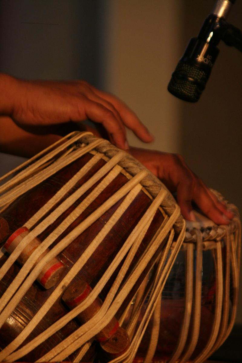 Tabla - An Indian Percussion Instrument